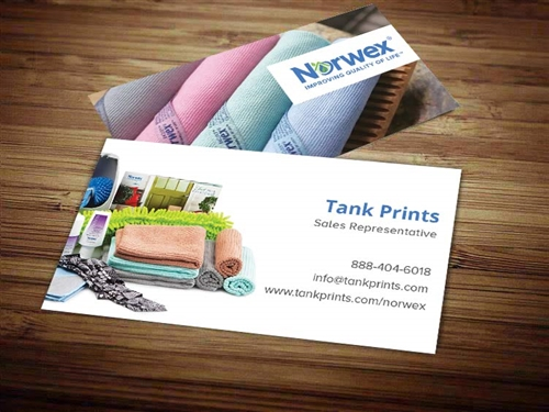 norwex business cards 2