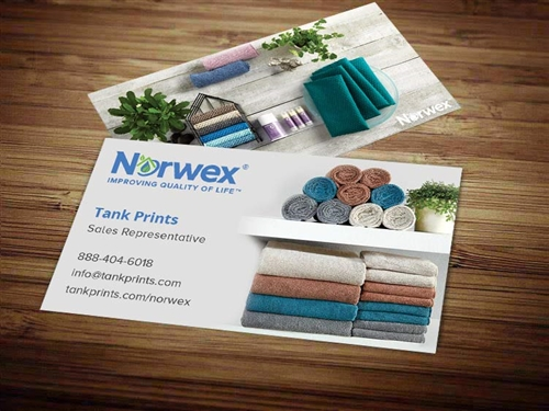 norwex business cards 3