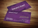 NaturesPearl business card 1