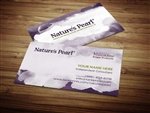 NaturesPearl business card 2
