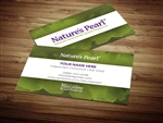 NaturesPearl business card 3