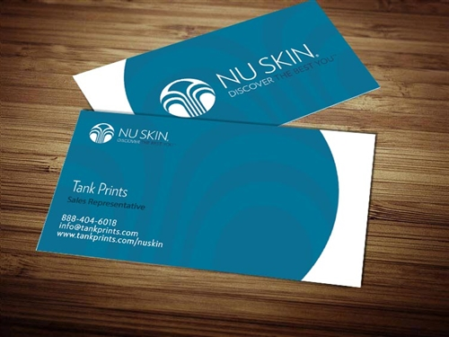 nuskin business cards 4