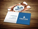 onfiremiracle business card 1