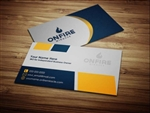 onfiremiracle business card 2