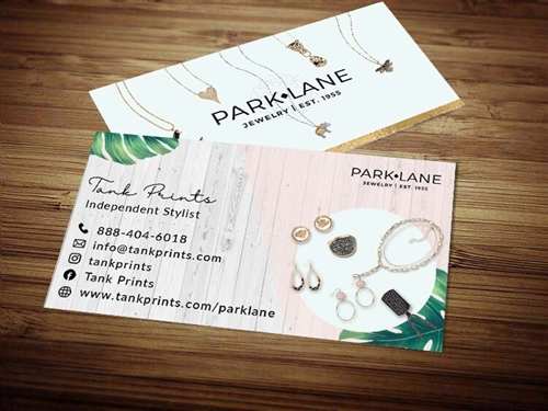 ParkLane business cards 1