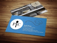 pampered chef business cards 2