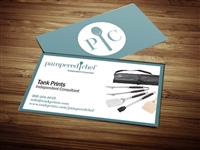 pampered chef business cards 4