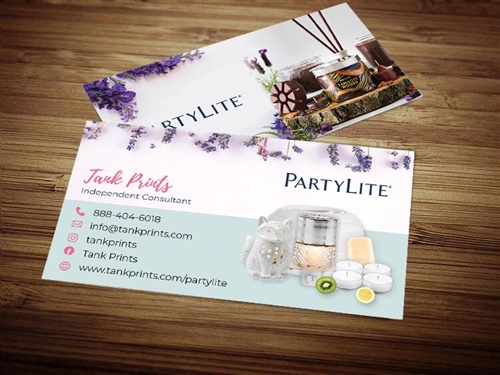 partylite business cards 1