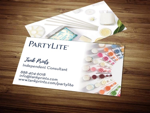 partylite business cards 3