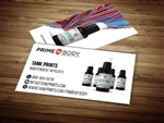 primemybody business card template 1