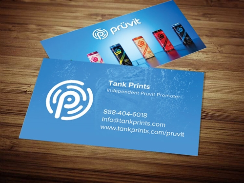 Pruvit Business Card Design 1