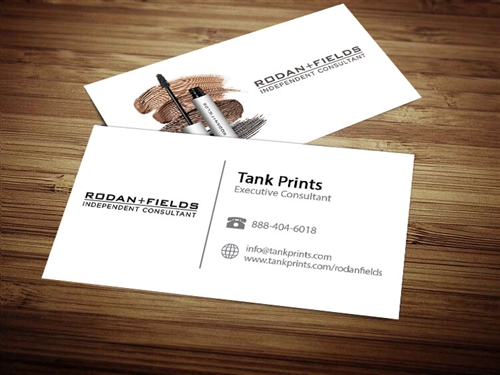 Rodan and Fields business card 1