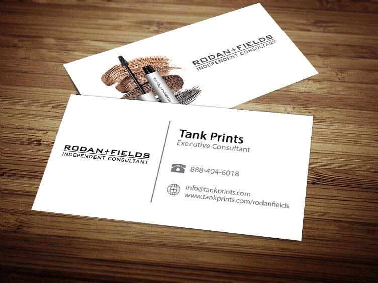 Rodan & Fields Business Card Design 1