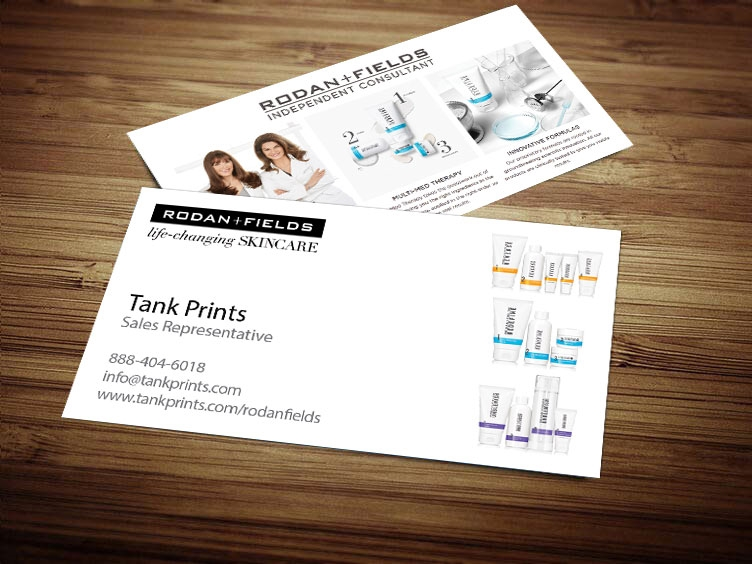 Rodan and Fields business card 3