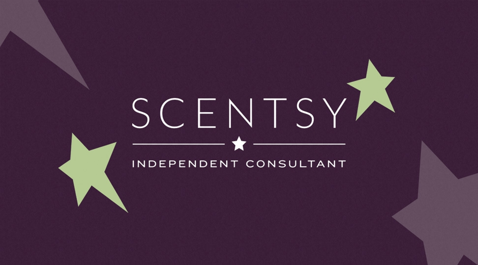 Scentsy business card design 1 flashek