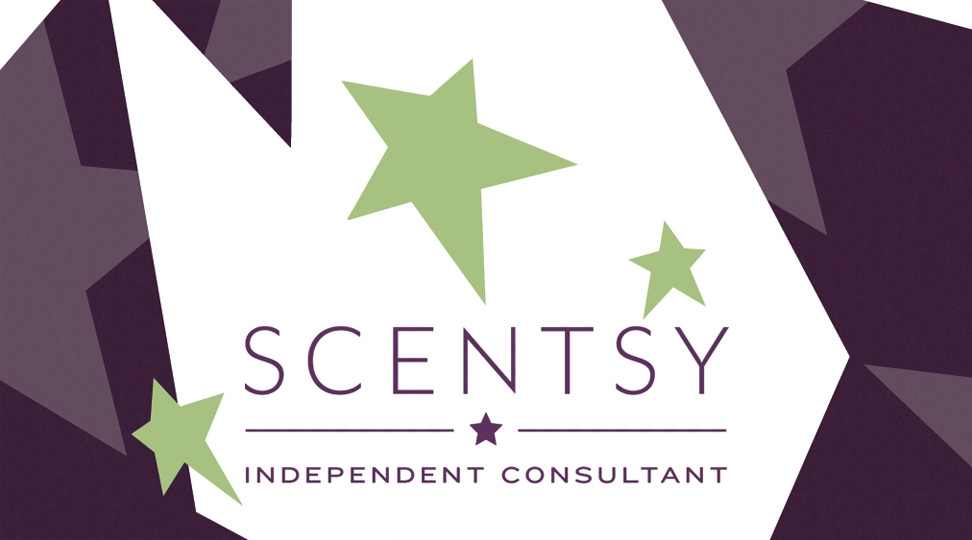 Scentsy logo for business cards arts arts scentsy business card design 2 friedricerecipe Choice Image
