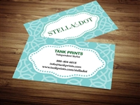 Stella Dot business cards 1