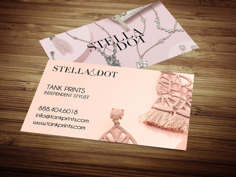 Stella Dot business cards 2