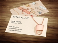 Stella Dot business cards 3