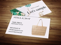 Stella Dot business cards 4