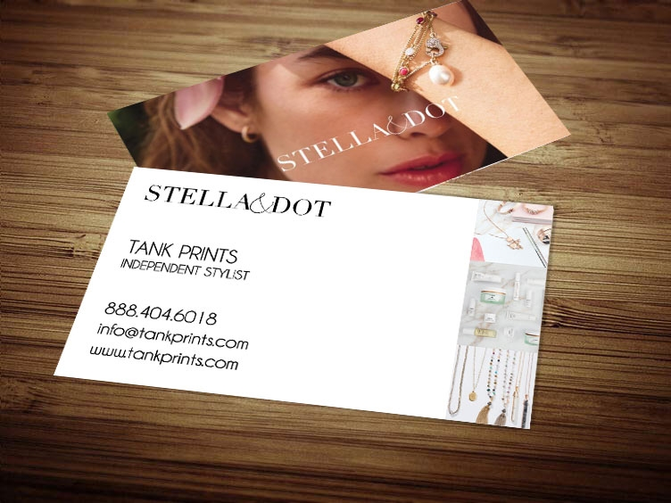 Stella Dot business cards 5