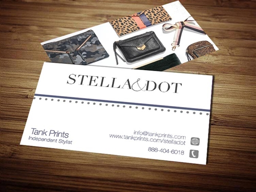 Stella Dot business cards 7