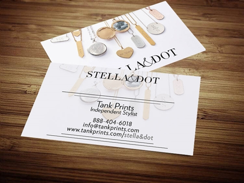 Stella Dot business cards 8