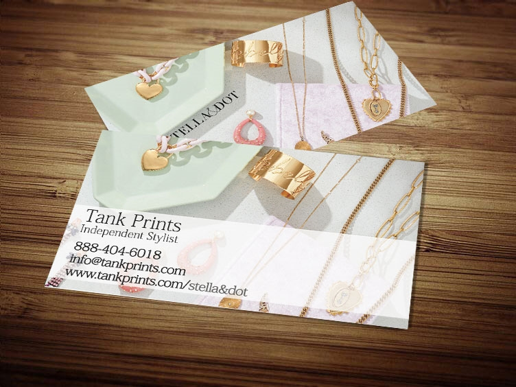 Stella Dot business cards 9