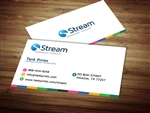 Stream Energy business cards 2