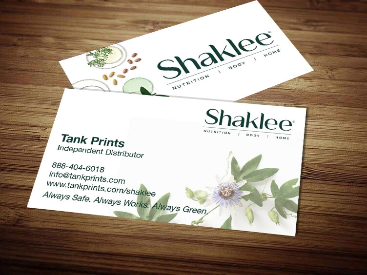 Shaklee business card design 1 accmission Images