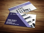 Simple Man Business Card Design 3