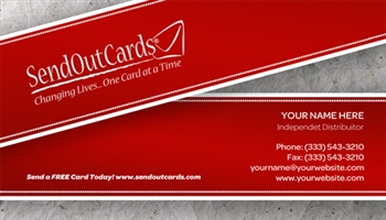 Send Out Cards card 2