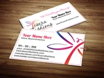 Tesora Fashions Business Card Templates