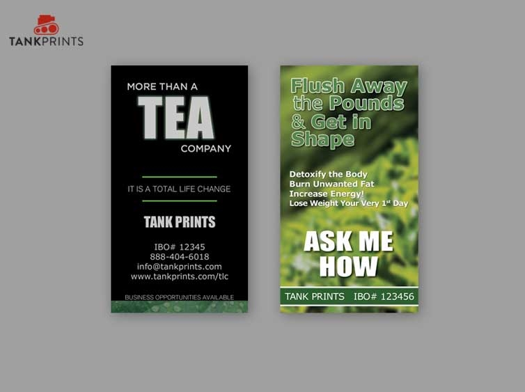 TLC Business Card Design 4