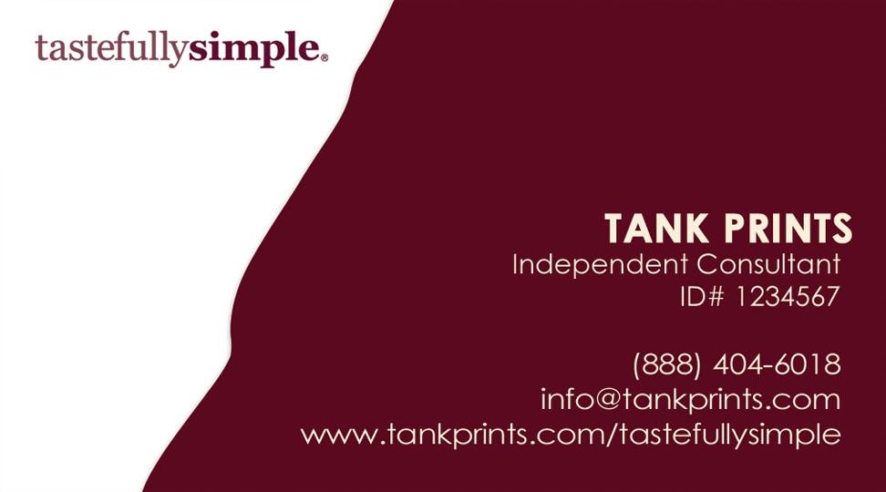 Tastefully simple business card design 3 colourmoves