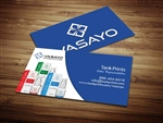 Vasayo Business Card Design