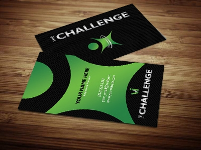Visalus business card design 3 colourmoves
