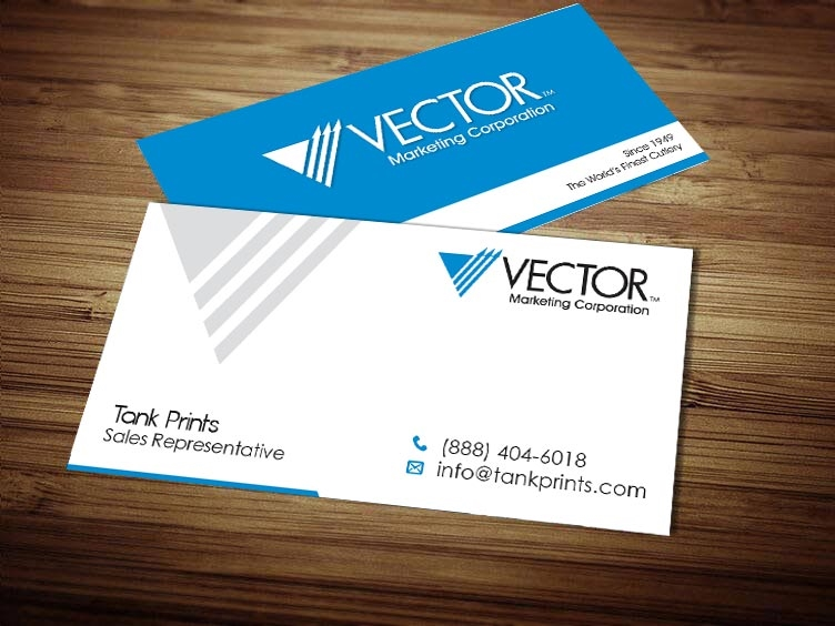 Vector marketing business card design 1 for Marketing business card
