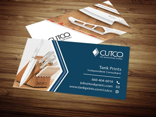 Vector Marketing Business Cards 2