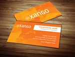 xango business Cards designs