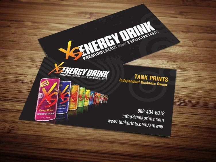 XS Energy Business Card 1