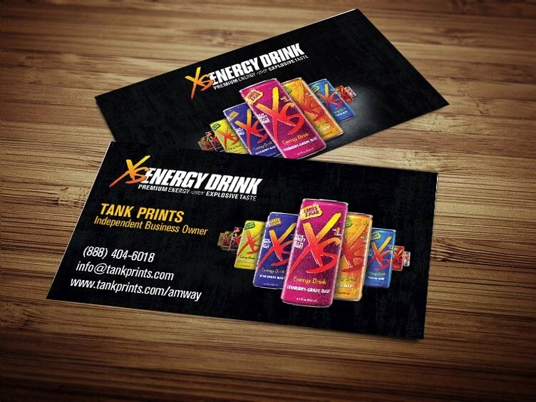 XS Energy Business Card 2