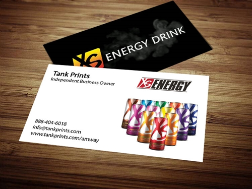XS Energy Business Card 3