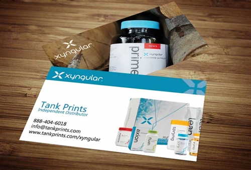 Xyngular business cards 4
