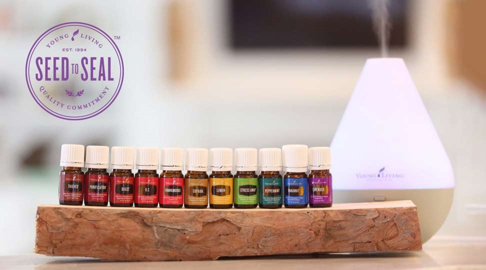 Young Living Business Cards Tank Prints