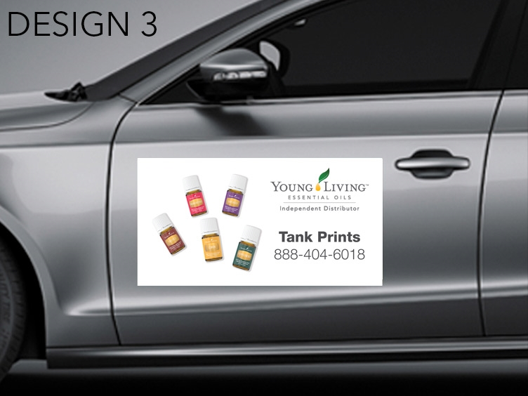 Xyngular Car Decals