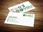 Yoli Business Card Design