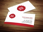 Zrii business card template 1