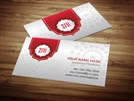 Zrii business card template 2