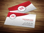 Zrii business card template 4